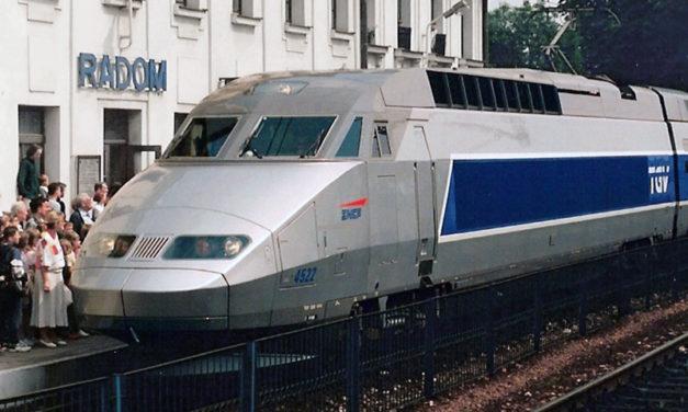 TGV w Radomiu