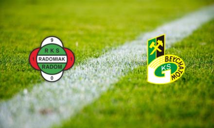 RKS Radomiak vs GKS Bełchatów